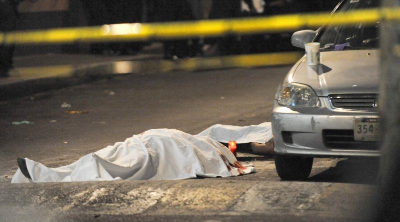Homicidio, imagen ilustrativa