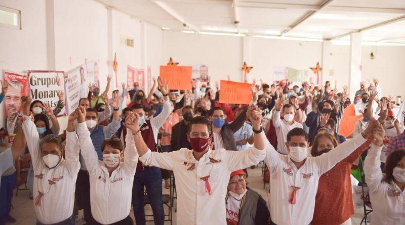 Cuidaremos y defenderemos Morelia como a nuestra familia: Iván Pérez Negrón