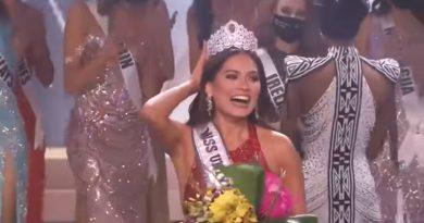 Miss Universo: Tomada de Facebook