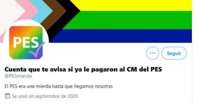 PES recupera su cuenta de Twitter