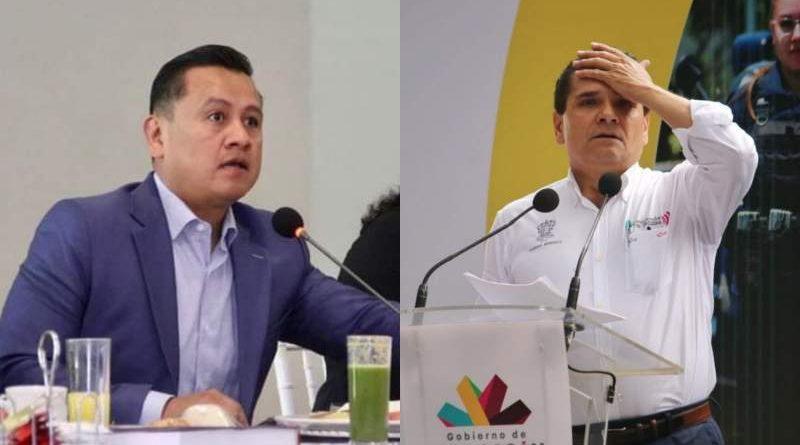 Carlos Torres Piña, Vocero del Equipo de Transición, aseguró que actualmente Michoacán se ha quedado sin gobernador