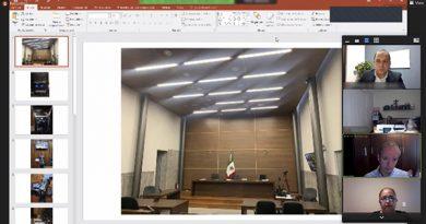 Poder Judicial capacita a secretarios para auxiliar en el desarrollo de audiencias orales penales en segunda instancia