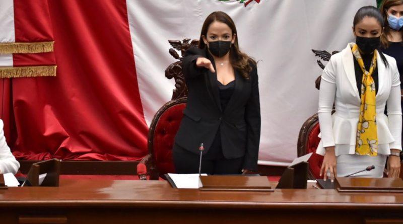 Llevaremos al Congreso del Estado las demandas ciudadanas: Andrea Villanueva