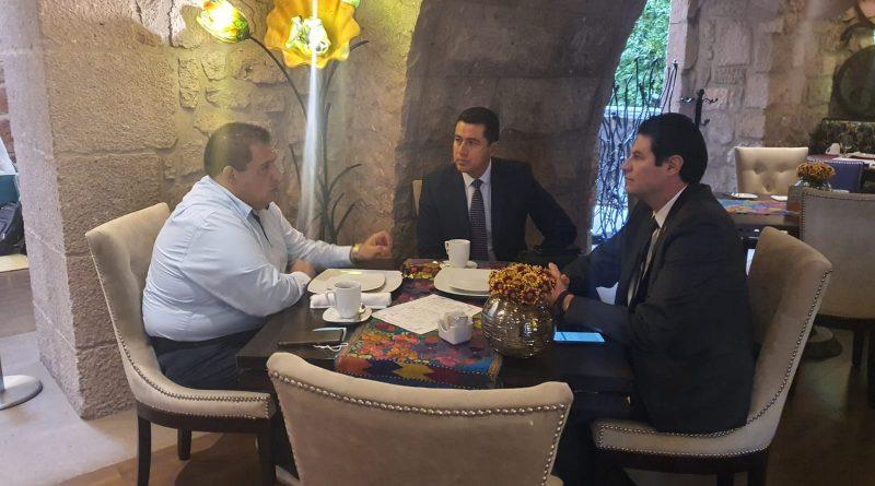 Se estrechan lazos entre Tarímbaro y Morelia en materia de seguridad